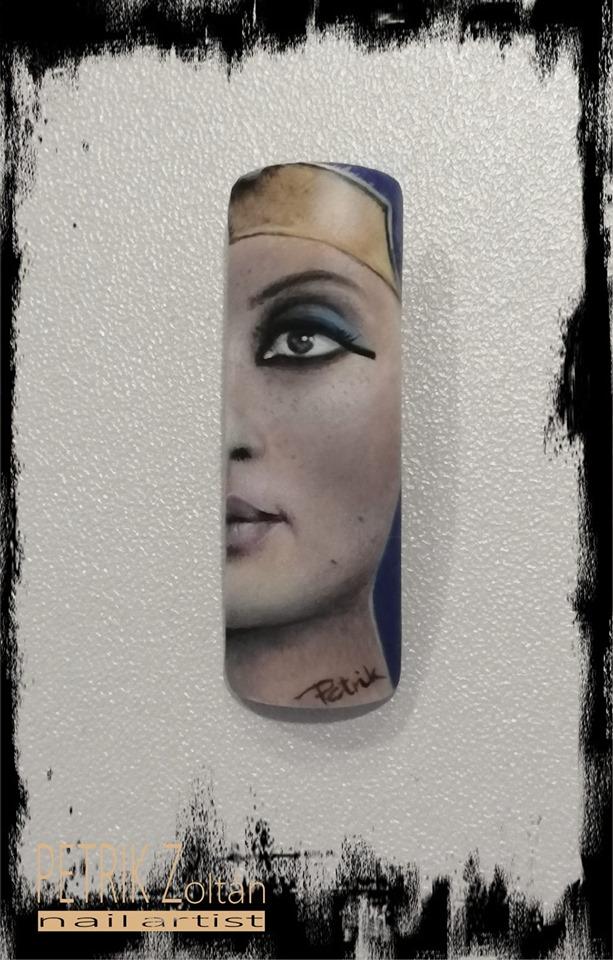 nail artist paint uv gel master international nailish