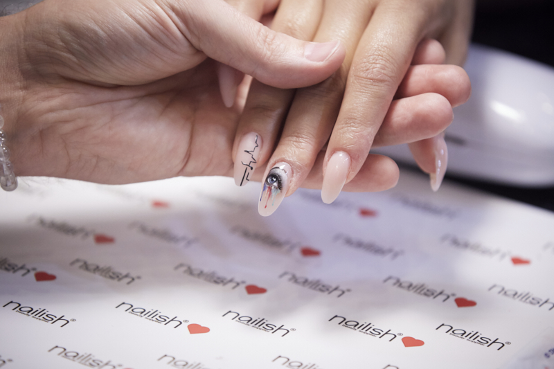 nail art salon ongles manucure paris